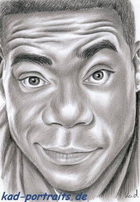 Tracy Morgan by ka.d.